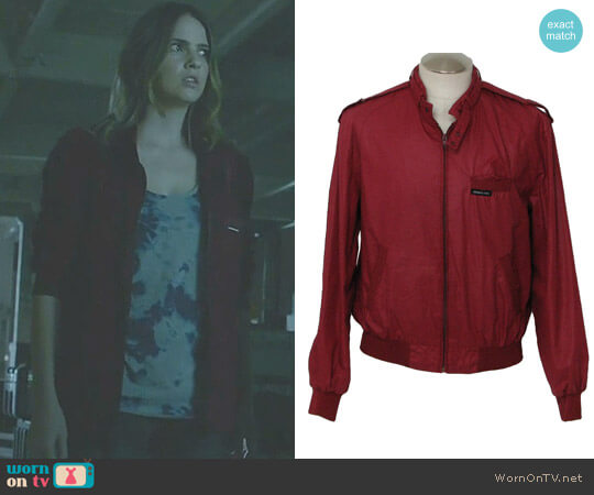 Loose Racerback Tank Top by Mossimo worn by Malia Tate (Shelley Hennig) on Teen Wolf