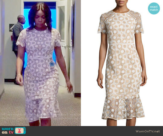 Shoshanna Octavia Dress worn by Mary Jane Paul (Gabrielle Union) on Being Mary Jane
