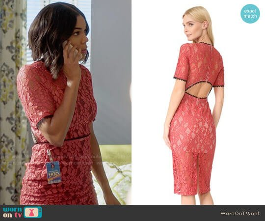 Alexis Remi Dress worn by Gabrielle Union on Being Mary Jane