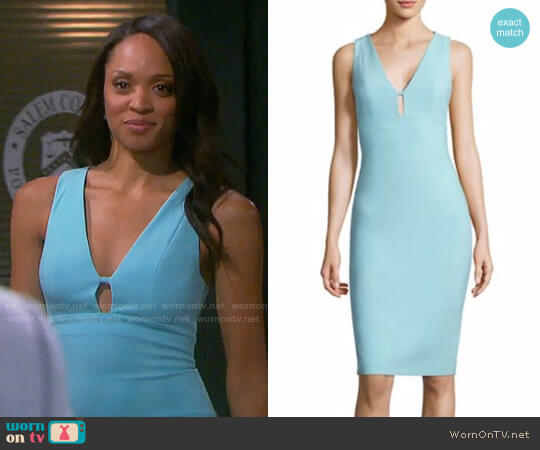 Likely Albury Dress worn by Lani Price (Sal Stowers) on Days of our Lives