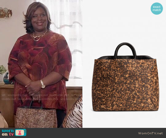 Matt & Nat Kintla Bag worn by Retta on GG2D