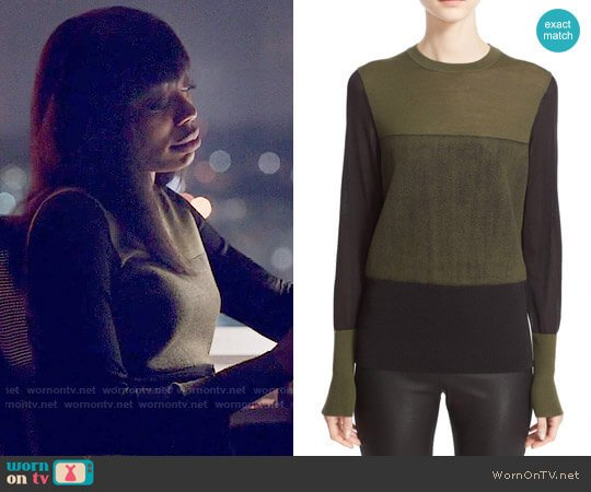 Rag & Bone Marissa Sweater worn by Molly Carter (Yvonne Orji) on Insecure