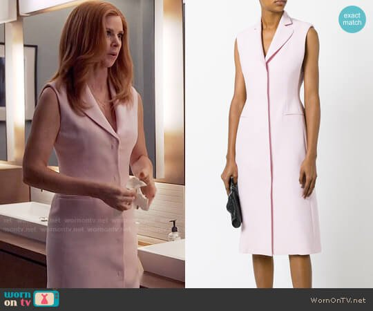 Salvatore Ferragamo Blazer Style Dress worn by Donna Paulsen (Sarah Rafferty) on Suits