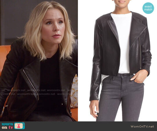 Veda Dali Jacket worn by Kristen Bell on The Good Place