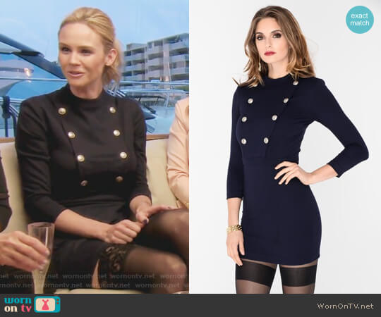 Dona Dress by J. Dosi worn by Meghan King Edmonds  on The Real Housewives of Orange County
