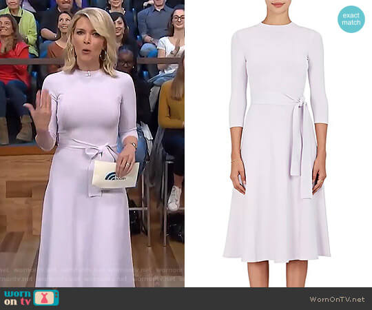 Knit Dress by Brock Collection worn by Megyn Kelly  on Today