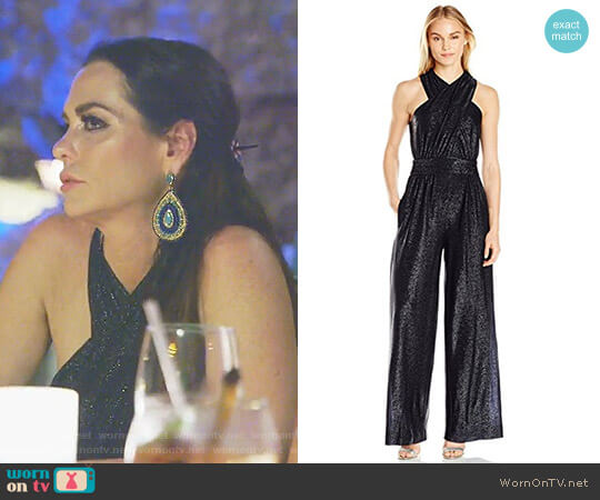 'Shane' Jumpsuit by Rachel Zoe worn by D'Andra Simmons on The Real Housewives of Dallas