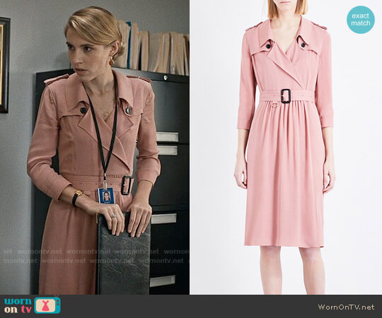 Burberry Agatha Dress worn by Wallis Currie-Wood on Madam Secretary