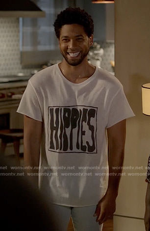 Jamal's Hippies T-shirt on Empire