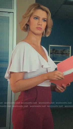 Jane the Virgin Outfits | WornOnTV | Fashion, Clothes & Wardrobe on