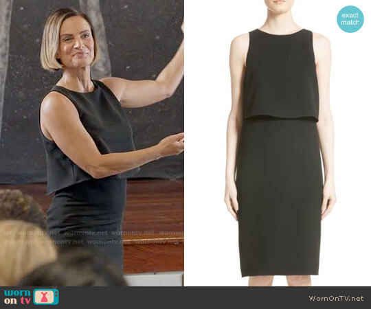 Rag & Bone Eliza Dress worn by Gabrielle Anwar on OUAT
