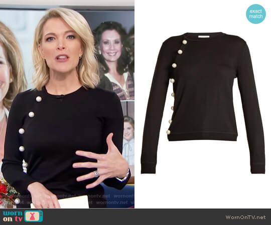 Minamoto Sweater by Altuzarra worn by Megyn Kelly on Today