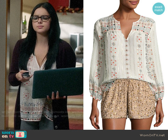 Joie Maguie Top worn by Ariel Winter on Modern Family