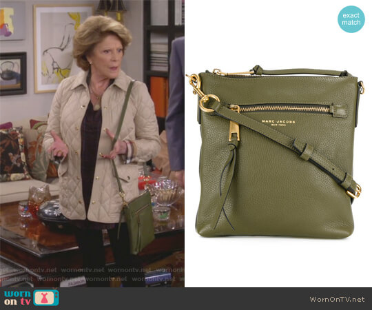 Recruit Crossbody Bag by Marc Jacobs worn by Linda Lavin on 9JKL