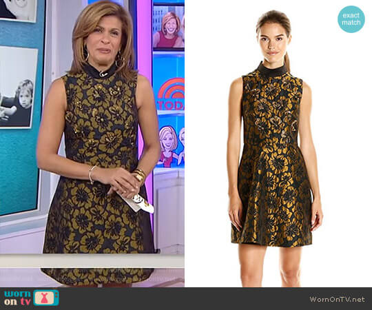 worn by Hoda Kotb  on Today