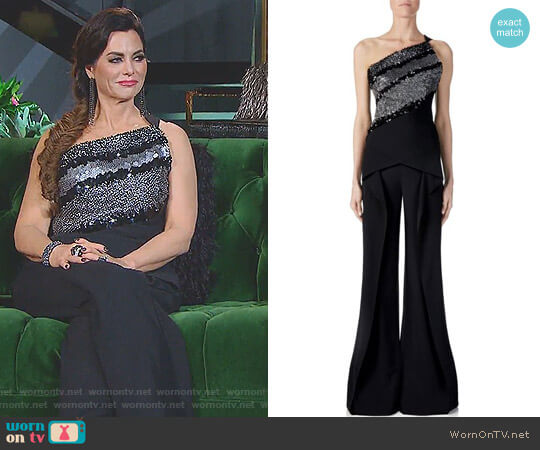 'Hirsch' Jumpsuit worn by D'Andra Simmons  on The Real Housewives of Dallas