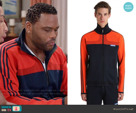 Adidas Originals Knit Tracksuit worn by Anthony Anderson on Blackish