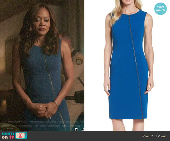 BOSS Danafea Dress worn by Robin Givens on Riverdale
