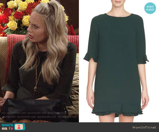CeCe Kate Dress worn by Abby Newman (Melissa Ordway) on The Young & the Restless