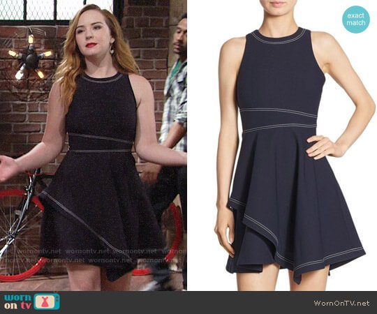 Cinq a Sept Lyla Dress worn by Camryn Grimes on The Young & the Restless