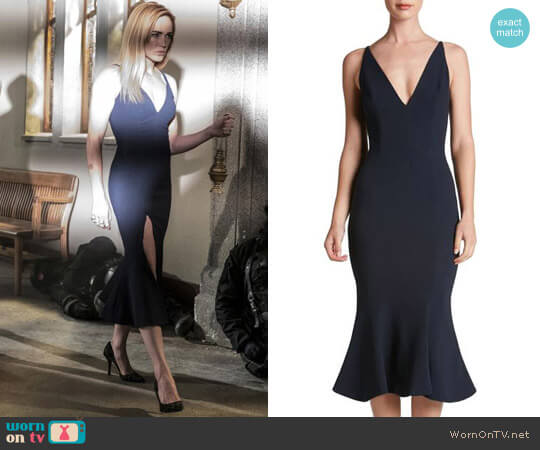 Dress the Population Isabelle Dress worn by Caity Lotz on Arrow