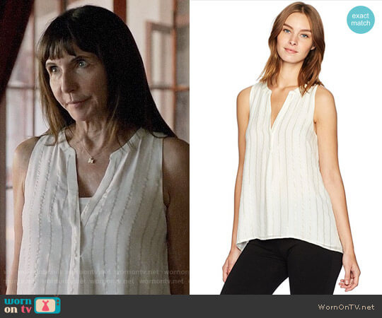 Joie Aruna Top worn by Mary Steenburgen on Last Man On Earth