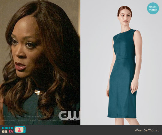 Judith & Charles Breuer Dress worn by Robin Givens on Riverdale