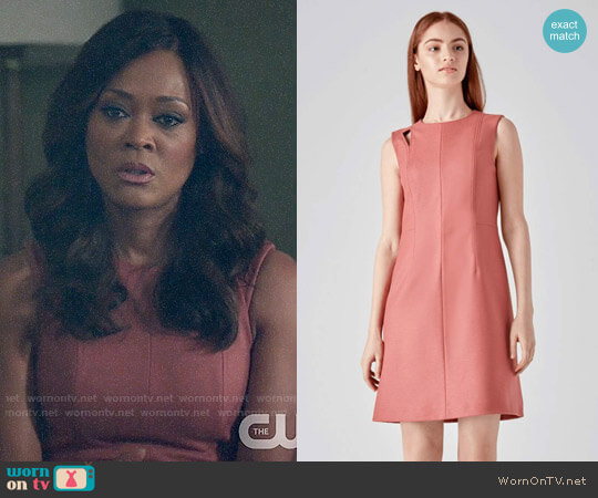 Judith & Charles Hans Dress worn by Robin Givens on Riverdale
