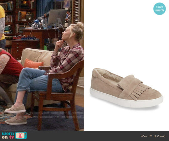 Kenneth Cole New York Kobe Sneakers worn by Penny Hofstadter (Kaley Cuoco) on The Big Bang Theory