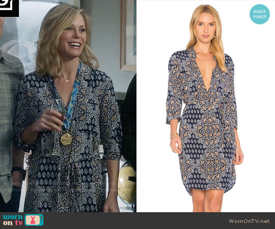 L'Agence Stella Dress worn by Claire Dunphy (Julie Bowen) on Modern Family