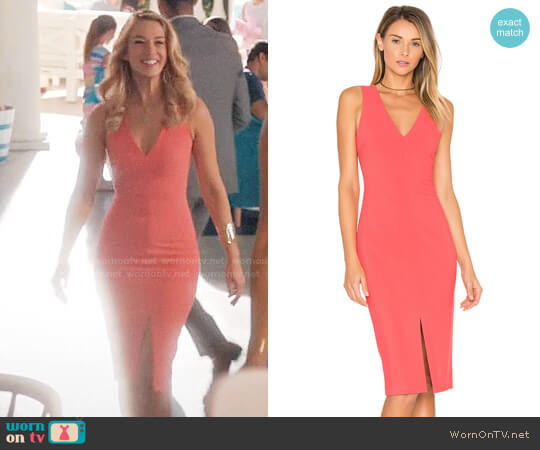 Likely Park Dress worn by Petra Solano (Yael Grobglas) on Jane the Virgin