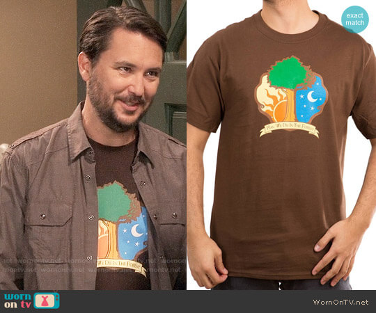 Penny Arcade Lookouts T-shirt