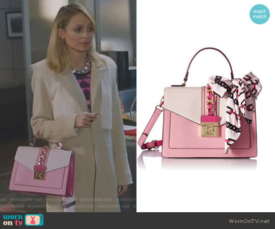 'Scilva' Bag by Aldo worn by Portia Scott-Griffith (Nicole Richie) on Great News