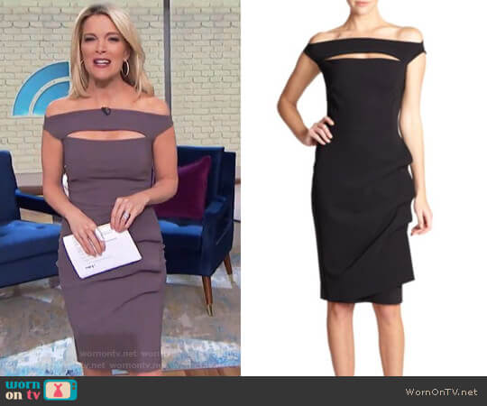 Chiara Boni La Petite Robe Melania Dress worn by Megyn Kelly on Today