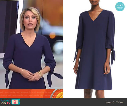 'Kenna' Dress by Lafayette 148 New York worn by Dylan Dreyer  on Today