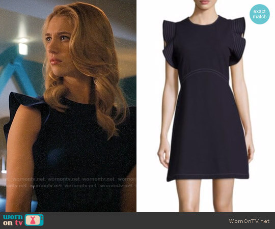 Opening Ceremony William Dress worn by Yael Grobglas on Jane the Virgin