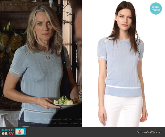 Kaitlin Top by Rag & Bone worn by Ever Carradine on Marvels Runaways