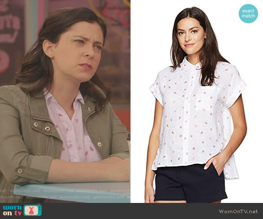 worn by Rachel Bloom on Crazy Ex-Girlfriend