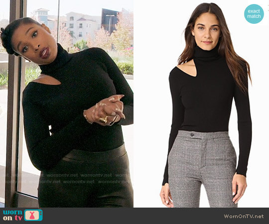 ALC Kara Sweater worn by Jennifer Hudson on The Voice