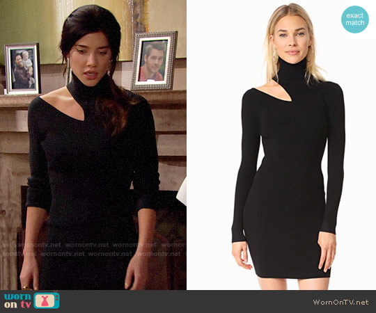 ALC West Dress worn by Jacqueline MacInnes Wood on The Bold & the Beautiful