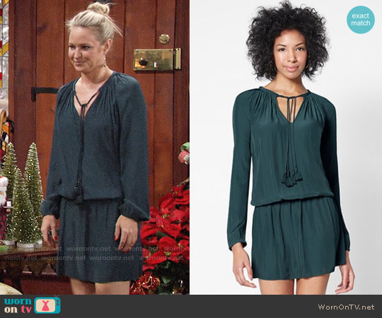 Ramy Brook London Dress worn by Sharon Collins (Sharon Case) on The Young & the Restless