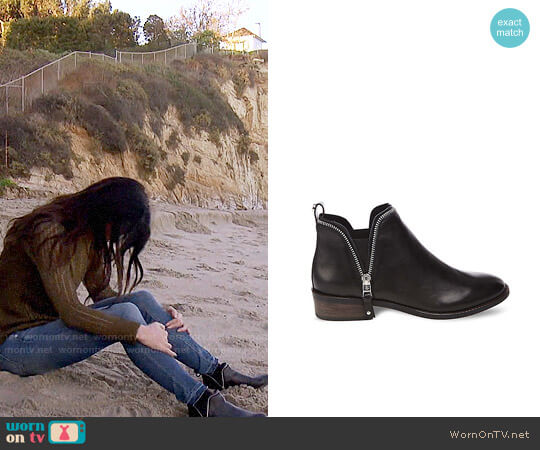 Steve Madden Kaylee Boots worn by Steffy Forrester (Jacqueline MacInnes Wood) on The Bold & the Beautiful