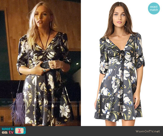Cinq a Sept Anders Dress worn by Lennon Stella on Nashville