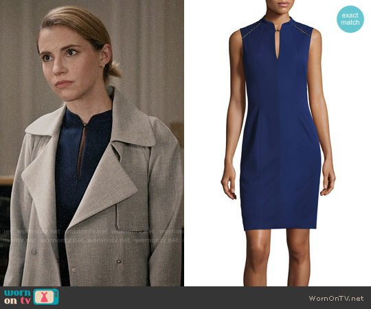 Elie Tahari Michelle Dress worn by Wallis Currie-Wood on Madam Secretary