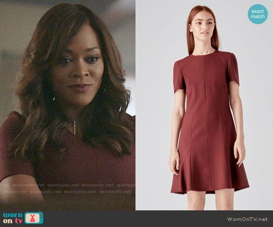 Judith & Charles Nuaca Dress worn by Robin Givens on Riverdale