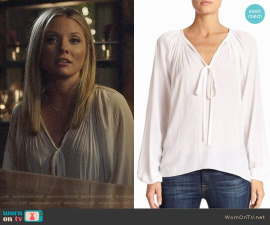 Ramy Brook Paris Top  worn by Jessie Caine (Kaitlin Doubleday) on Nashville