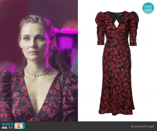 Saloni Colette Dress worn by Scarlett O'Connor (Clare Bowen) on Nashville