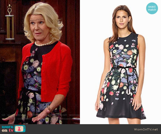 Ted Baker Izobela Kensington worn by Alley Mills on The Bold & the Beautiful