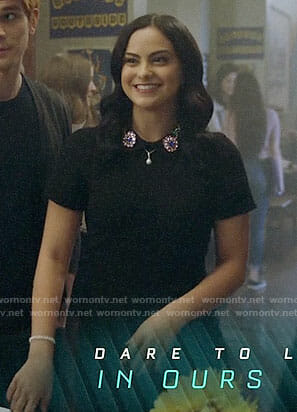 Veronica Lodge Fashion On Riverdale Camila Mendes