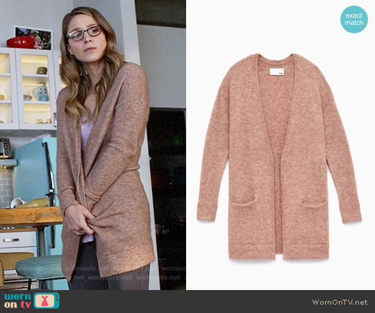 Wilfred Free Aronson Sweater worn by Kara Danvers (Melissa Benoist) on Supergirl